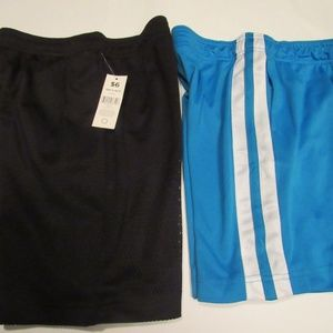 Open Trails Boys Active wear Shorts S 6/7 Two pair
